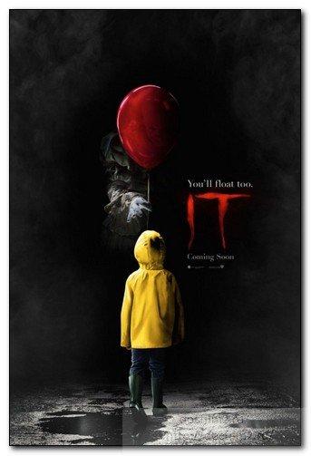 В Дерри, штат Мэн, семь друзей приходят лицом к лицу с перевернутой фигурой, которая принимает форму злого клоуна, который нацелен на детей.